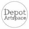 Depot Artspace Circle White Stacked copy