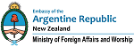 Argentinian Foreign Office logo