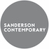 Sanderson logo grey circle