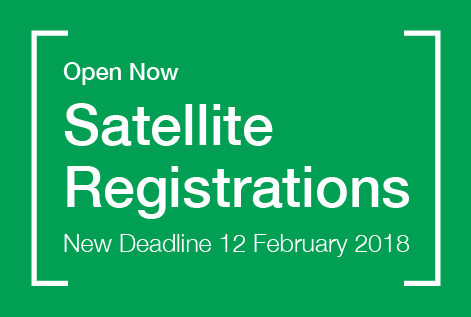 Satellite 2018; Deadline