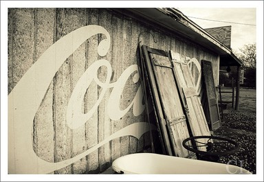 www.flickr.com/photos/courtneeleighphotography - Taken Behind an old hardware store, Hibiscus Coast, Auckland