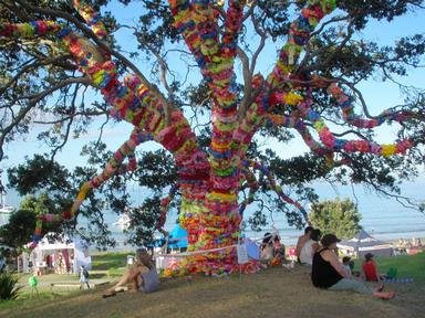 JD;Splore Festival;Pretty party tree