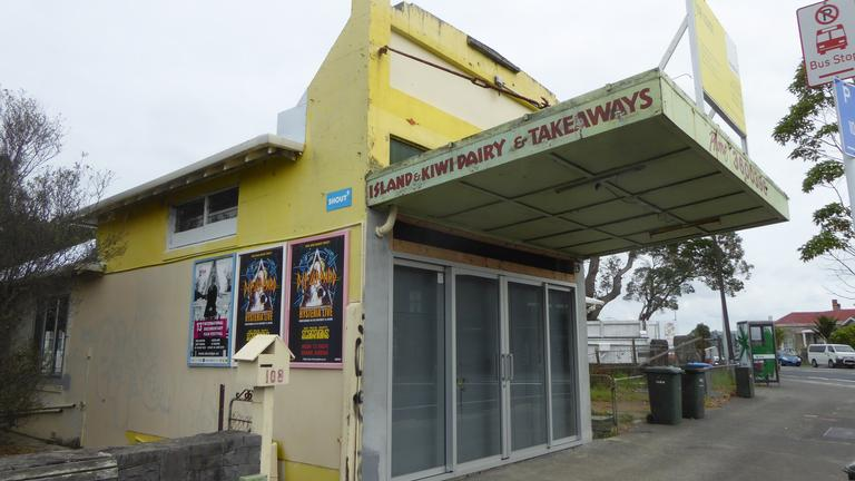 Surrey Crescent, Grey Lynn,