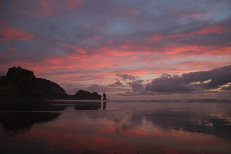 took in Piha on April, used Canon 600D