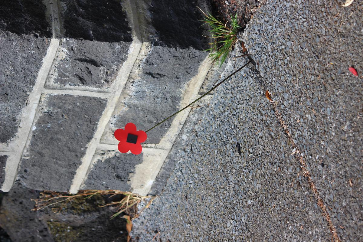 Leigh Burrell; ANZAC; Celebrating the kiwi way