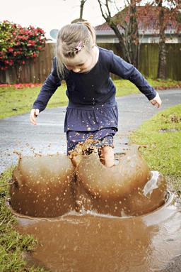 A Greenfield; Puddle Jumping