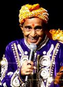 Tamara Enn; 72 Years Young; One of the jugglers from India    a very, very funny guy!
