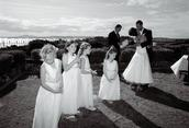 Phillipa Karn; Shy flowergirls: Wedding on Waiheke
