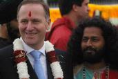 Kevin Mansell;Too many chiefs and not enough Indians!;Prime Minister John Key   Diwali 2009