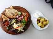 Helen Wong; Ploughmans Lunch; For one