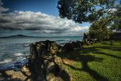 Johnny Crowe;Sea views;Takapuna to milford walk